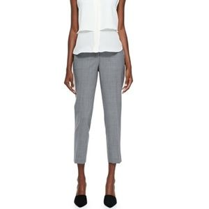 Theory 'item' cropped trouser, 0